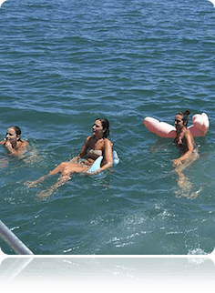 Barco para despedidas de soltero en Valencia