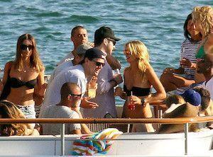 Despedidas de soltero en barco Alicante