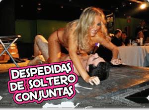Despedidas de soltero conjuntas en Madrid