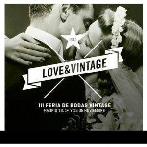 Love & Vintage Madrid, feria de tendencias en el corazón de la capital de España.