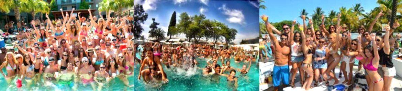 Barco para fiestas en Ibiza