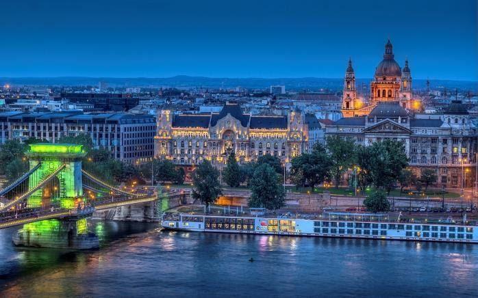 Vacaciones de Semana Santa en Budapest