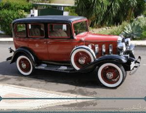 Alquiler de limusinas y coches con conductor para bodas en Tenerife