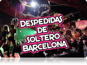 Barcelona despedidas de soltero