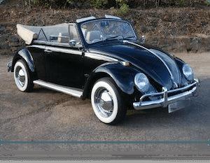 Alquiler de coches antiguos y clásicos para bodas en Tenerife