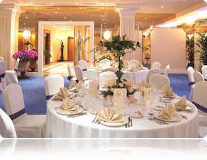 Banquetes de bodas en Tenerife