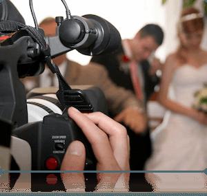 Reportajes de video para bodas en Tenerife