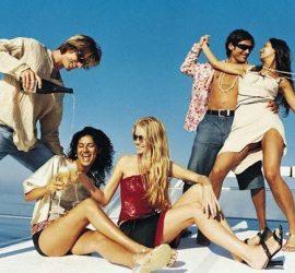 Fiestas en Barcos y Catamaranes