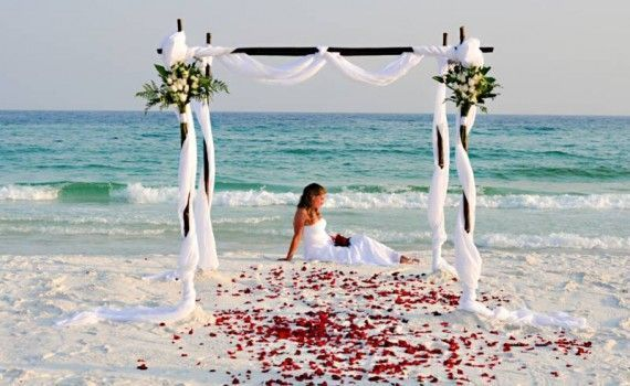 Tenerife ceremonia de boda en la playa