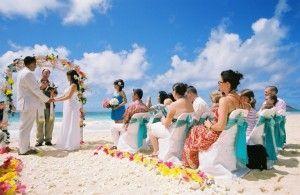 Tenerife, ceremonia de boda en la playa