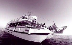 fiestas en barco en Benalmádena