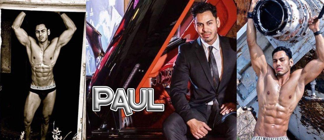 Paul stripper Mallorca