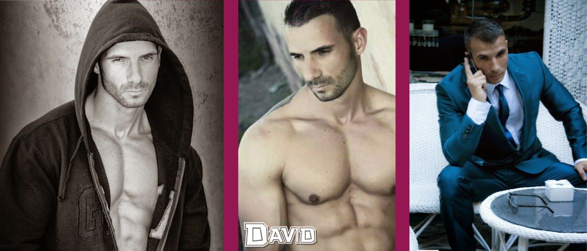 David boys Las Palmas de Gran Canaria stripper