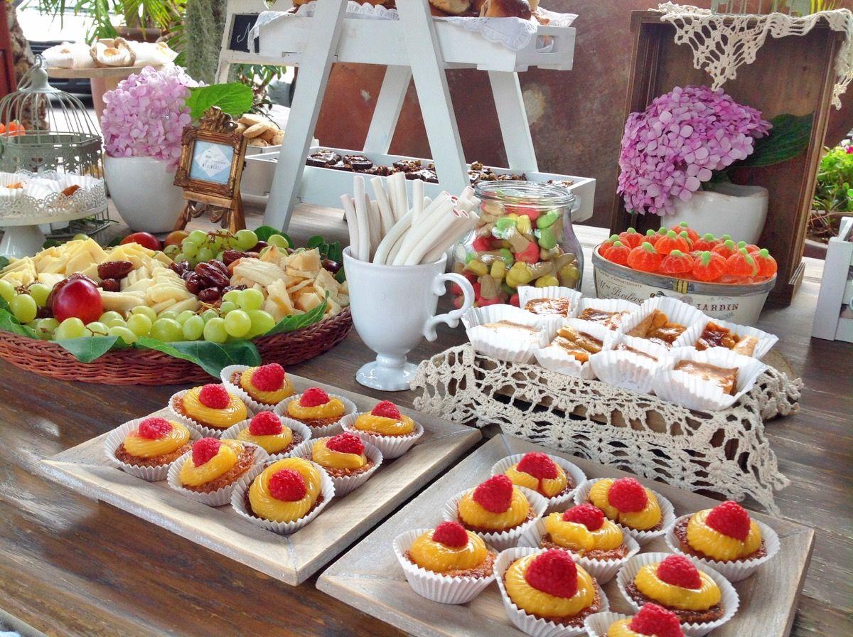 Mesa de dulces y salados en tenerife entra y mira lo que for Dulce boda