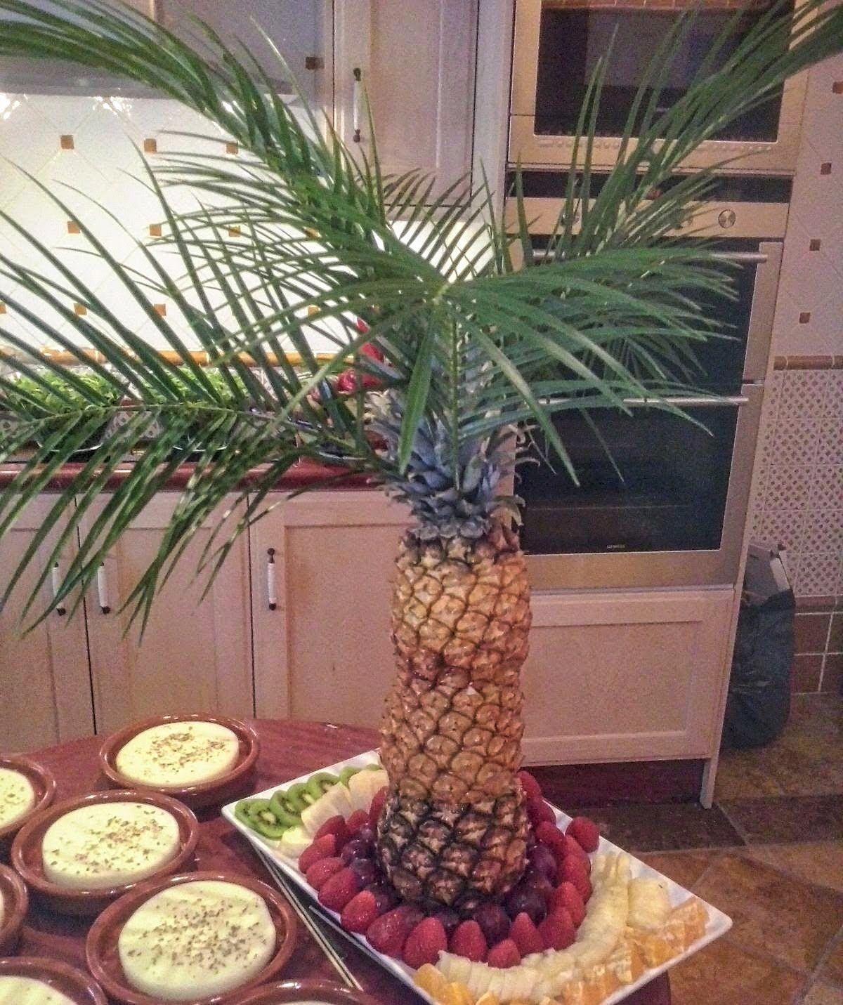 Decoraci n con frutas en tenerife para bodas y eventos for Decoracion hogar tenerife