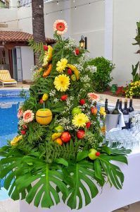 fuente cocktail bodas eventos tenerife