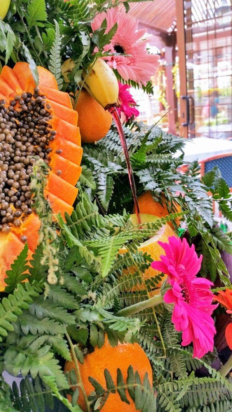 Tenerife bodas decoraci n frutas musibodas - Decoracion tenerife ...