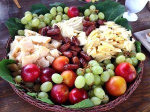 Tenerife mesa dulces salados