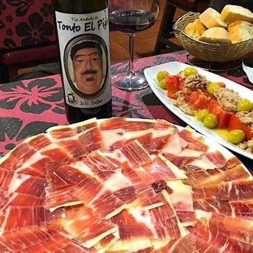 Comer en Calasparra