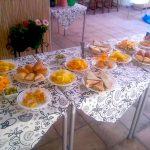 Menú infantil para fiestas y cumpleaños
