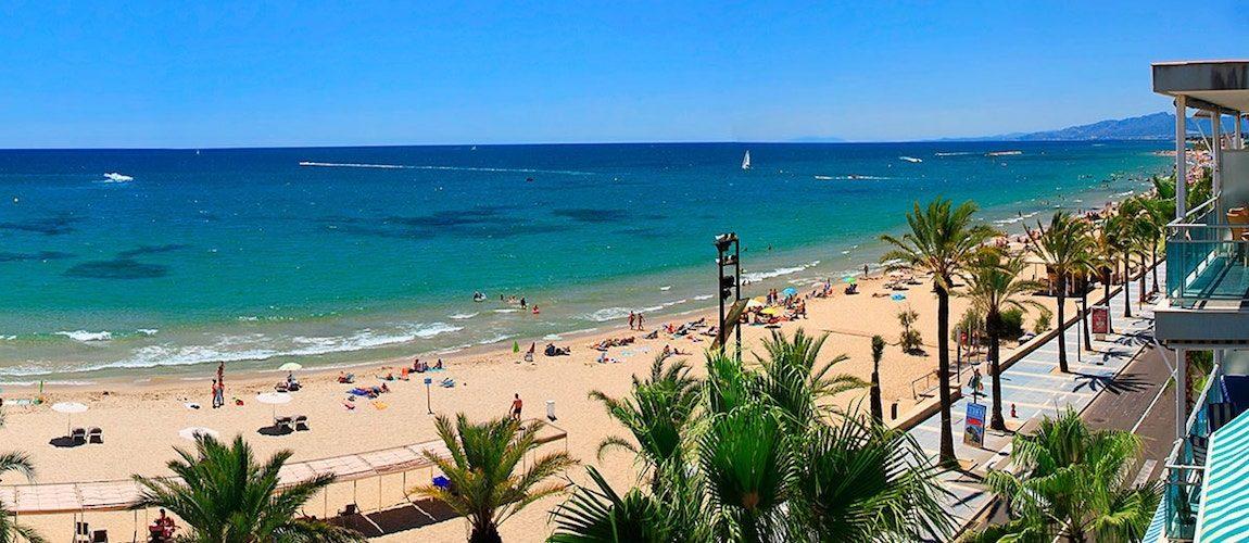 Playa de Salou despedidas de soltero