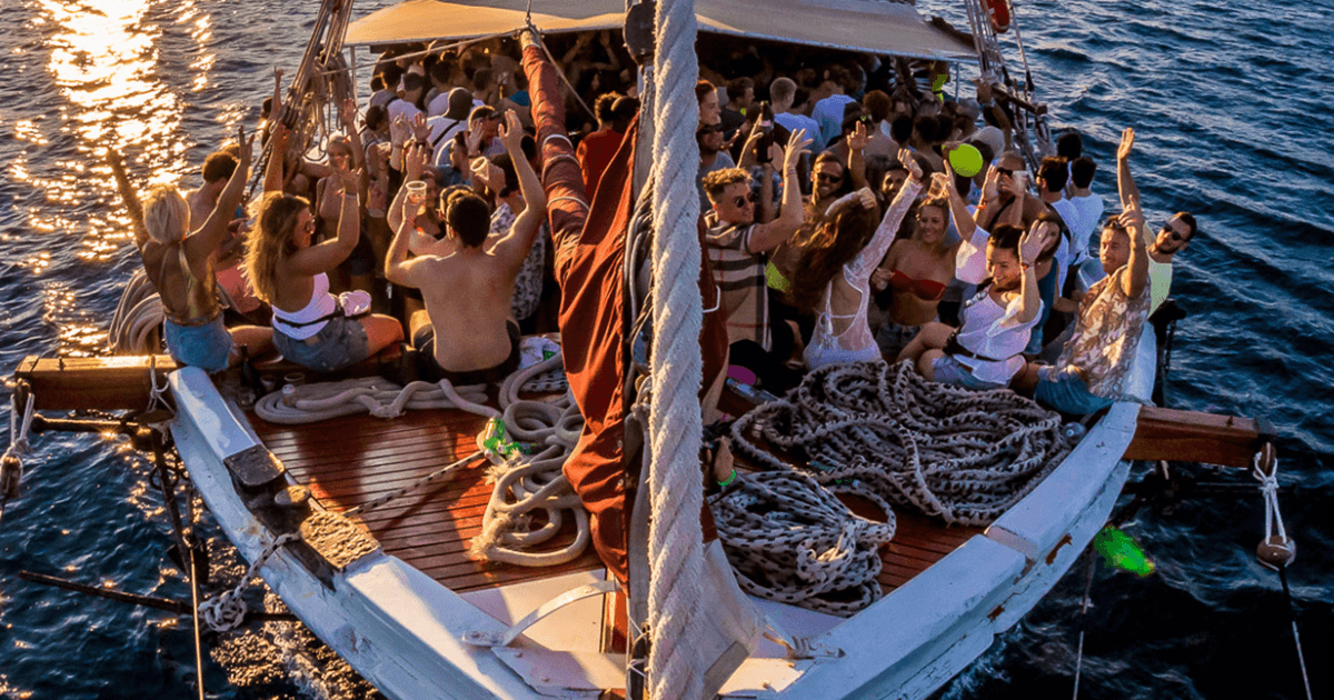 Boat Party Tenerife y despedidas de soltero, soltera, mixtas, conjuntas, Sur de Tenerife, catamarán, alcohol, fiesta privada barata