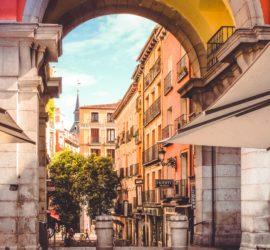 Despedida de soltero Madrid