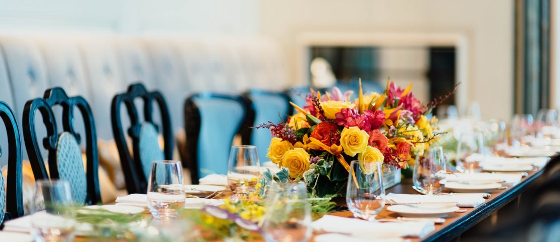 Salones para celebraciones de boda