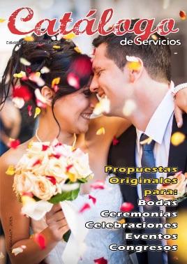 Catálogo de servicios para bodas en Tenerife